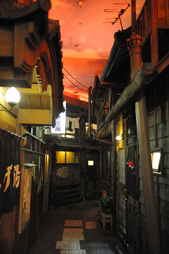 Night Back alley 3 (High ISO Challenge!!) | by Ryu Photo Studio