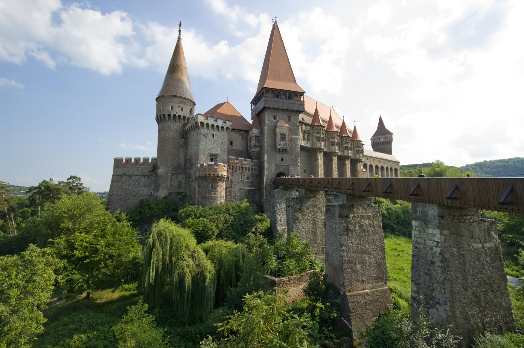 Castello dei Corvino, Hunedoara