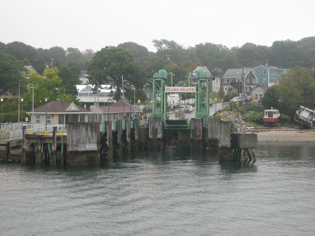 peaks island online dating An internet listing of all historic forts of maine  the state of maine has a series of historical forts dating back to the  peaks island , portland, maine two.