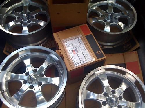 20 Inch Enkei Wheels 1 So Rare So Dope And So Huge