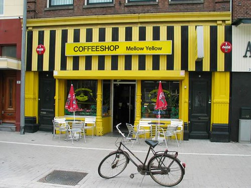Coffee Shop - Amsterdam | by budgetplaces.com