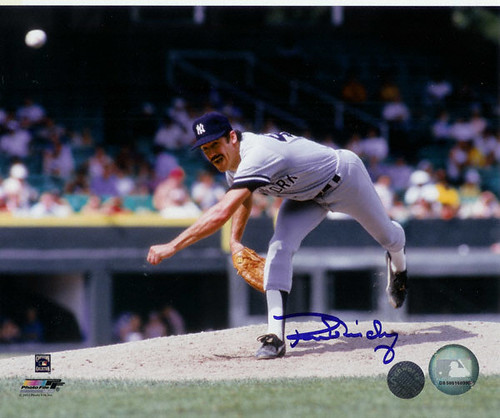 Ron Guidry | by Willie Zhang