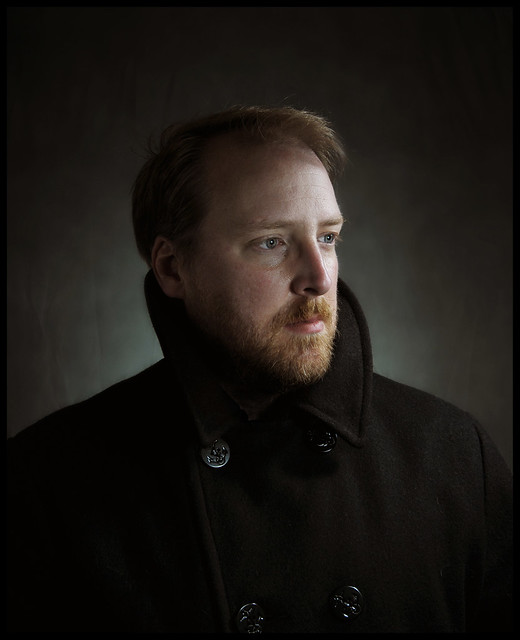 Self Portrait No. 42 a-la Dan Winters