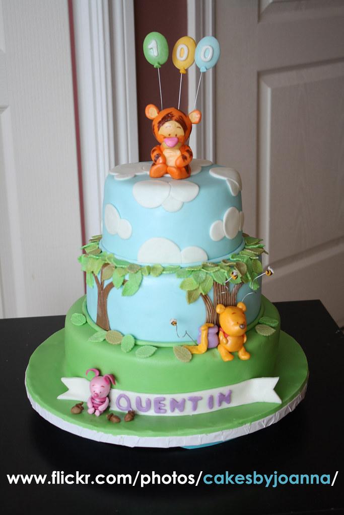 Tigger Cake Visit My Blog At Www Thecakinggirl Ca My