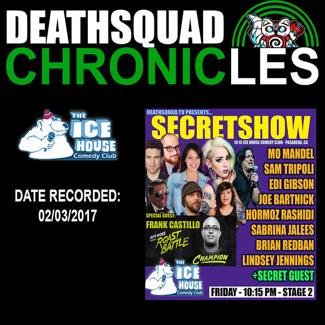 DEATHSQUAD CHRONICLES #3