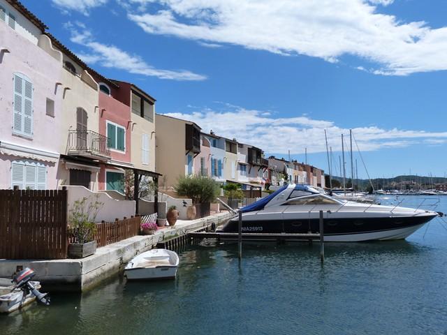 Port Grimaud (Costa Azul en Francia)