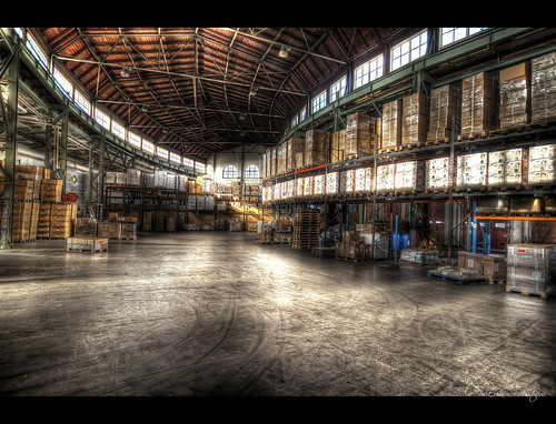 Warehouse HDR | by mescon