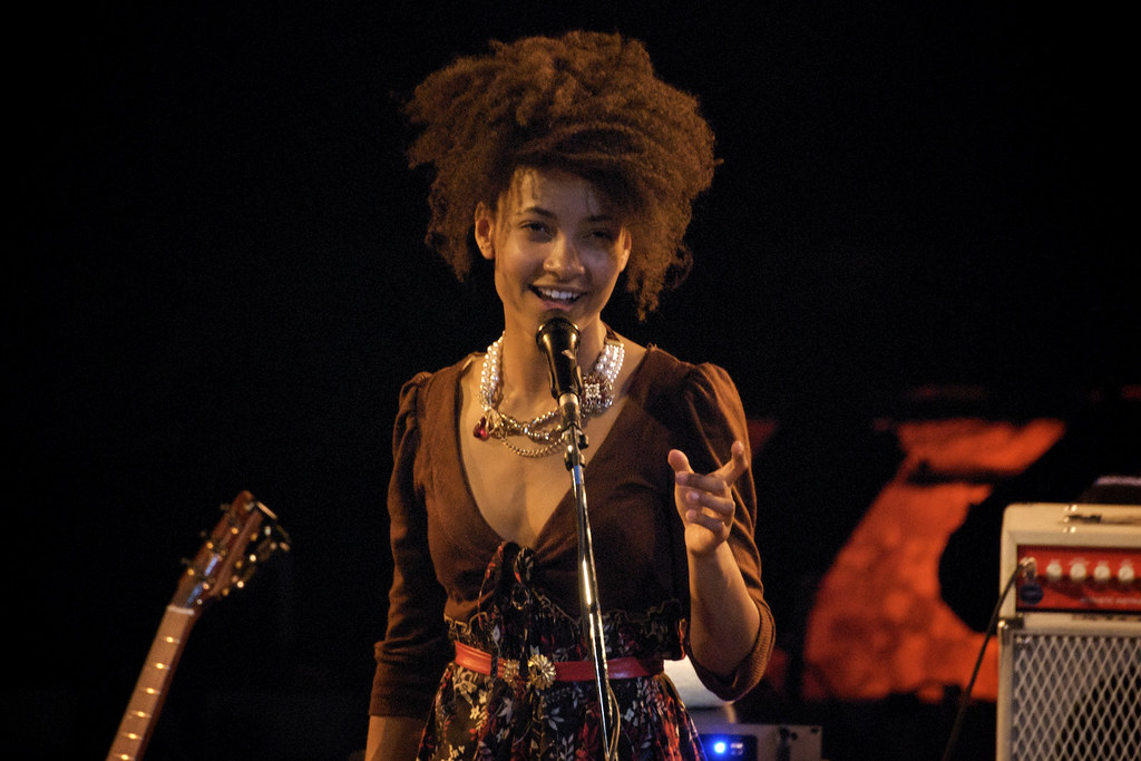 Image result for Esperanza Spalding