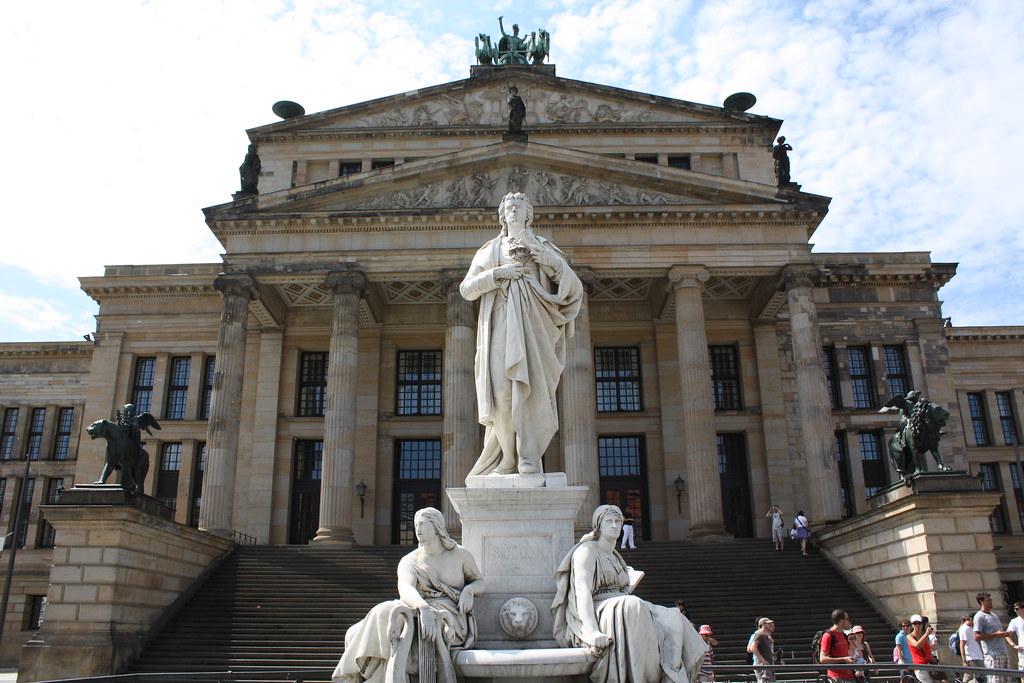 Berlin Opera House | Pablo Torres | Flickr