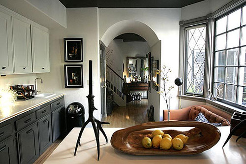 Kitchen Cabinets Light On Top And Dark On Bottom Pictures white and gray cabinets | in the kitchen, cabinets should be… | flickr