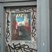 Doorway, Bowery, New York, NY