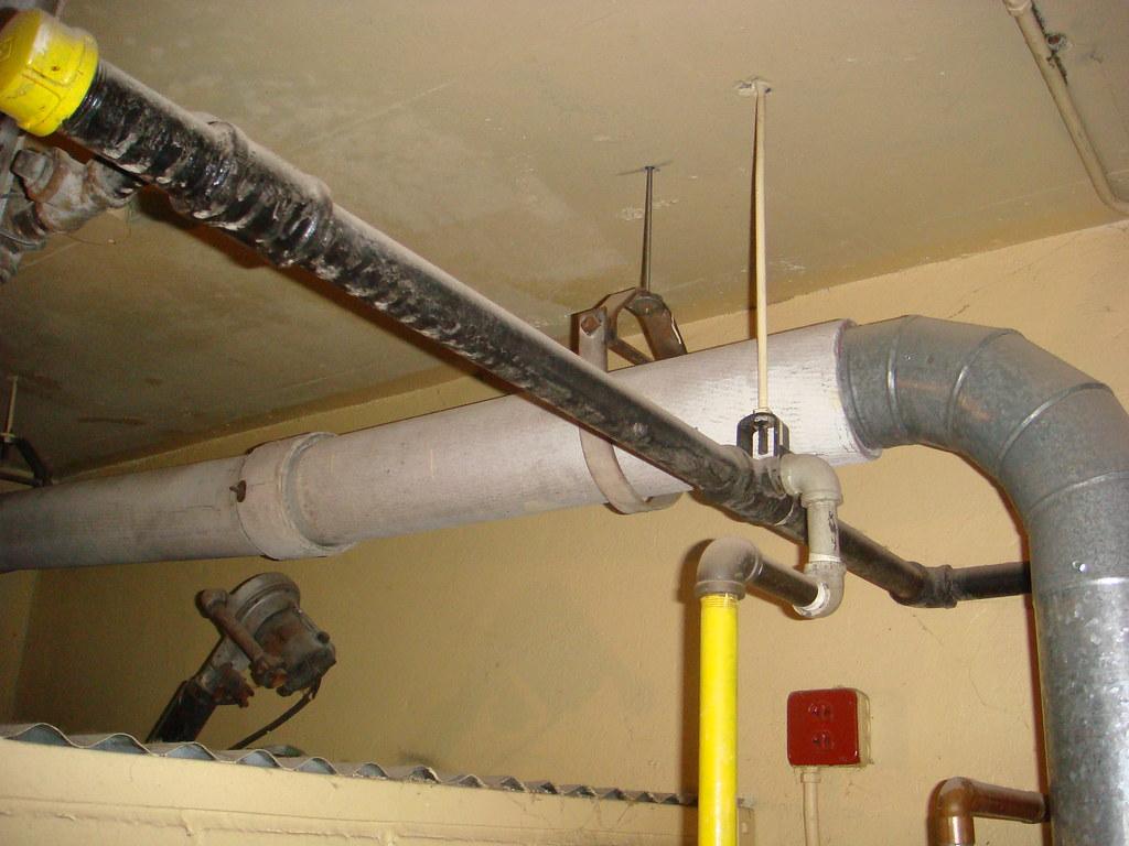 ... Transite Asbestos Exhaust Flue Pipe Vent | by Asbestorama & Transite Asbestos Exhaust Flue Pipe Vent | Example of asbestu2026 | Flickr