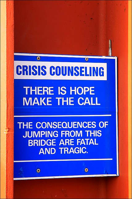crisis counseling How it works: most people do not understand credit counseling credit  counseling agencies generally have pre-arranged agreements with.