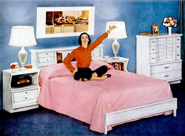 Bedroom 1957 Kimberly Lindbergs Flickr