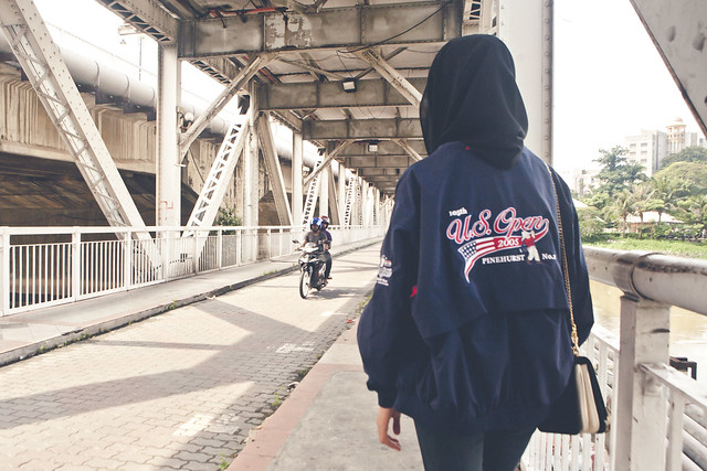 Miss LG Jambatan Kota Lama