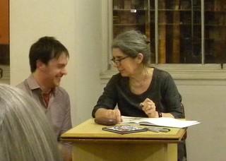 Andrew Eaton-Lewis and Debi Gliori