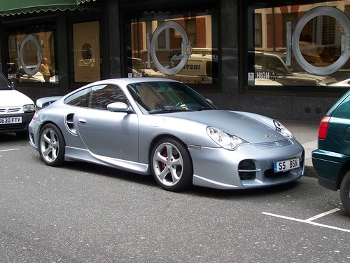 Porsche 996 Turbo By Techart Morten Schwend Flickr