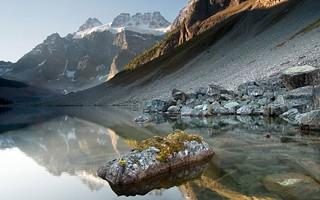 Lower consolation lake banff national park alberta can for Trodel mobel