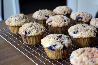 2009.08.10 Blueberry Muffins | by Xiaolu // 6 Bittersweets