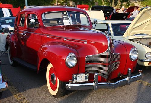 1940 dodge custom d14 4 door richard spiegelman flickr for 1940 dodge 4 door sedan