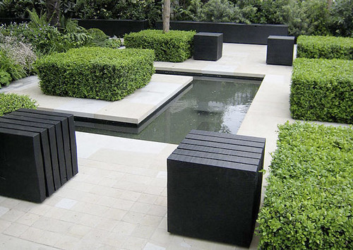 Modern asian inspired landscaping hauser g rten ag flickr - Eigentijdse landscaping ...