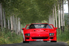 Ferrari F40 | by Martin Vincent