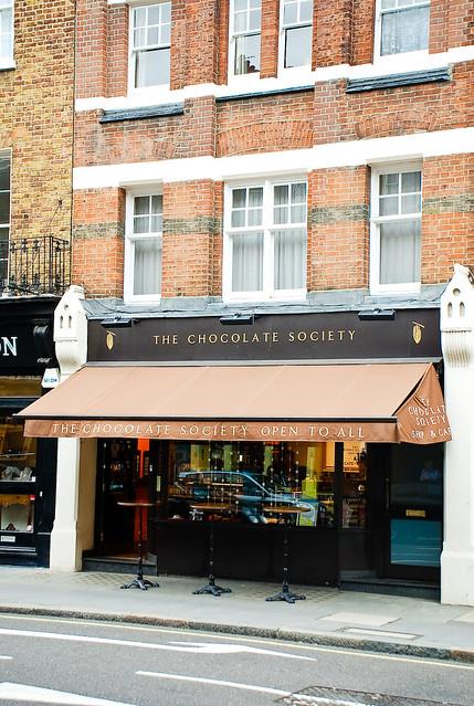 Chocolate Tour London