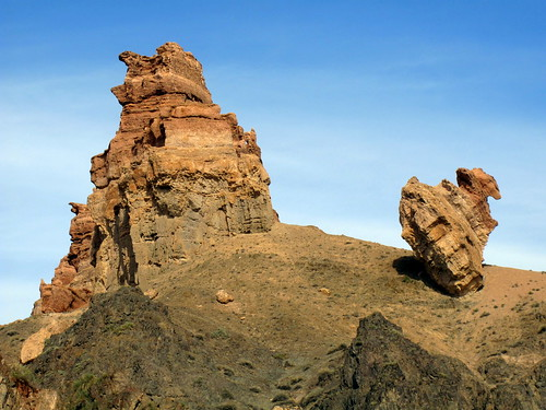 Charyn Canyon - Dali'esque | by peretzp