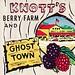 Knott's Berry Farm Matchcover 1950s