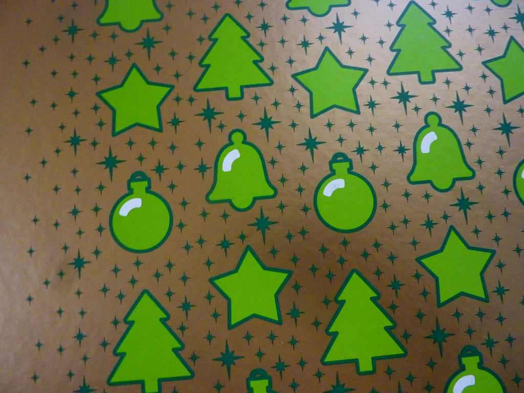 Stars, Baubbles And Xmas Trees