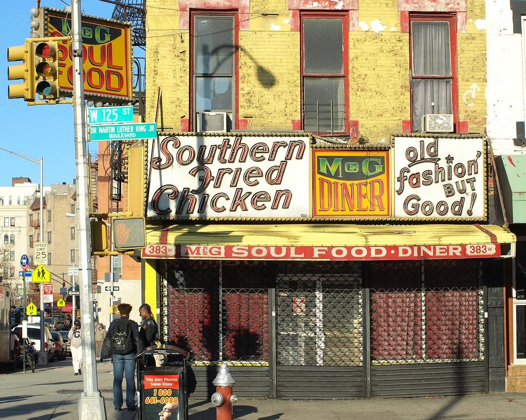 Harlem renaissance soul food