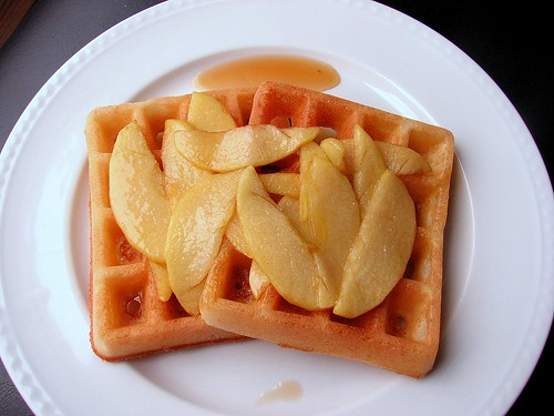 SMS Yeast Waffles | by Tracey's Culinary Adventures