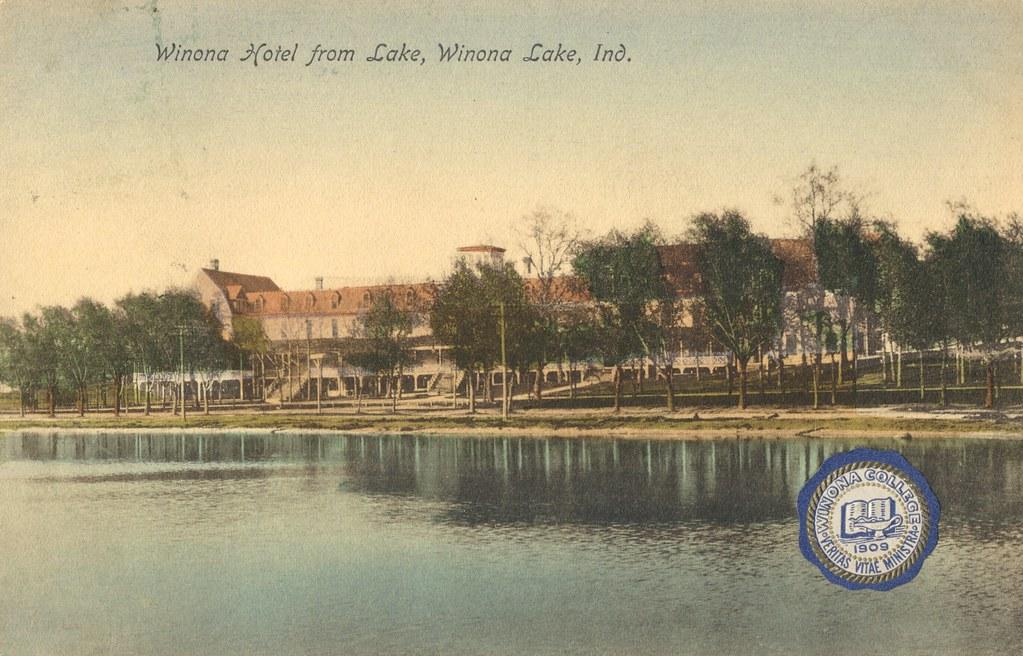 Winona Hotel - Winona Lake, Indiana