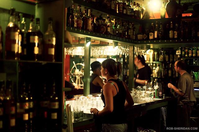 Absinthe Bar And Restaurant Thuir France