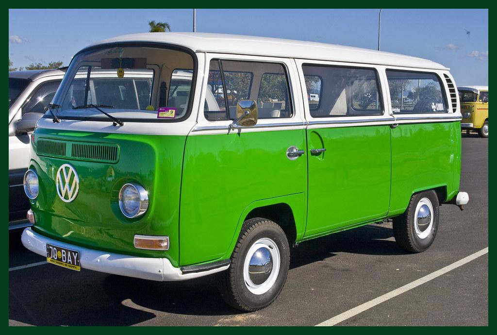 Volkswagen Kombi 11 Amp Volkswagen Kombi John Flickr