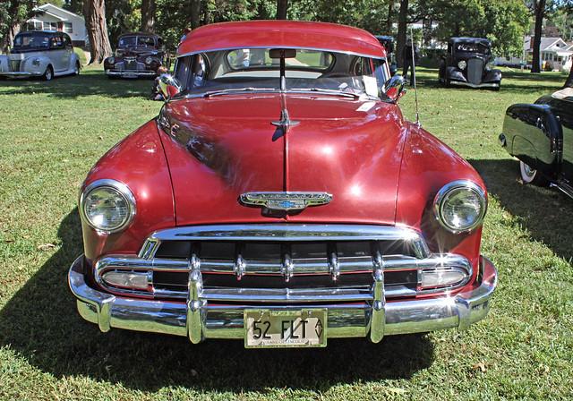 1952 chevrolet fleetline deluxe 2 door fastback 2 of 15 for 1952 chevy deluxe 2 door
