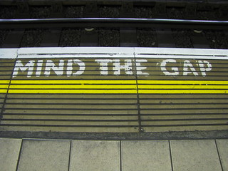 Mind the Gap | by toastbrot81