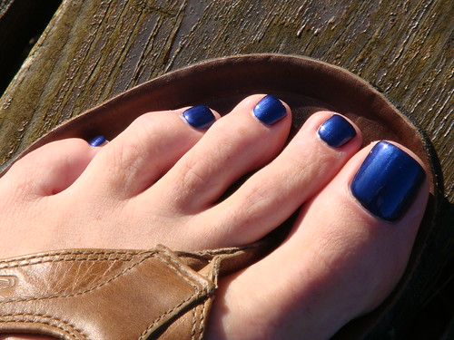 Nail Polish For Men Quot Military Blues Quot A Bold And Irresista Flickr
