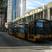 Breda trolley on 3rd Avenue