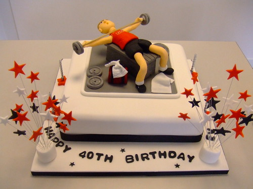 Cake Weight Training By Www Cakechester Co Uk This Was