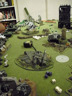 The guard were quite successful in smashing this tyranid assault | by jon_a_ross