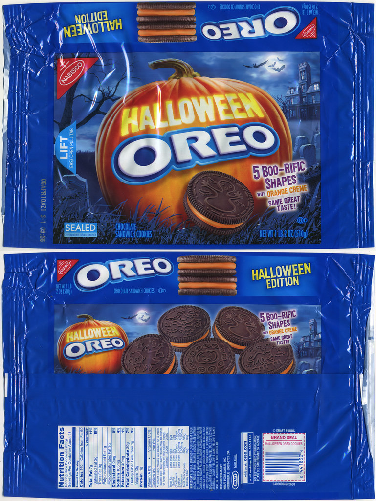 Oreo Package