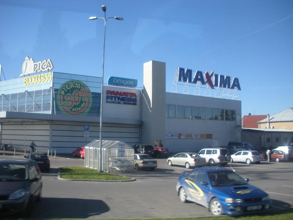 CILI PICA / MAXIMA - RIGA, LATVIA 2009 | EuroVizion | Flickr