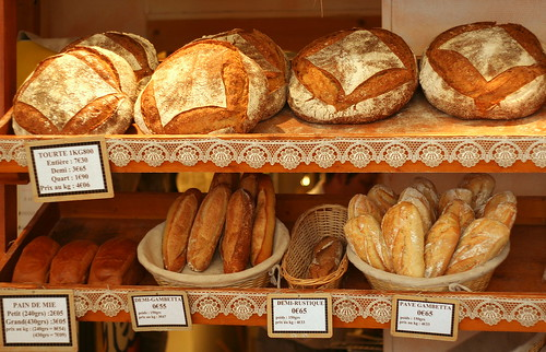 Tourte, pain, baguettes   Check out my portfolio and other ...