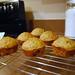 307/365: Raisin Applesauce Muffins