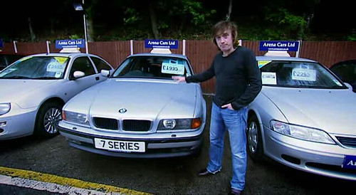 top gear s13e02 e38 7 series cool since when was a bmw flickr. Black Bedroom Furniture Sets. Home Design Ideas