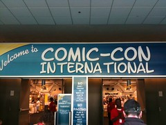 Welcome to Comic-Con | by SEGA of America