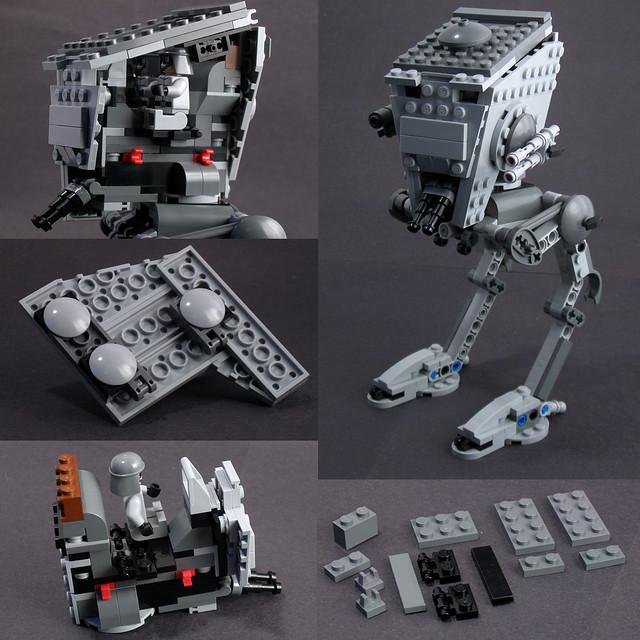 75153 At St Modification Lego Star Wars Eurobricks Forums