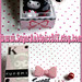 Kuromi Handmade CANDY BAR Box Necklace Stickers and More