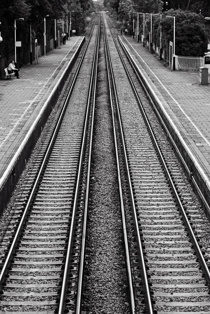 Cross the railroad tracks - 1 part 7